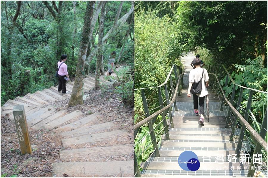 登山健行好處多 親近大自然健走趣