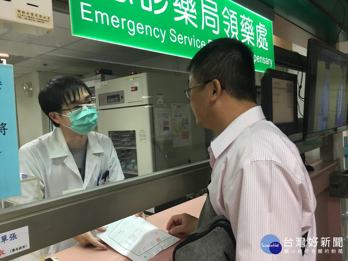 增加中藥安全認知 南投醫院設中醫藥安全衛生教育資源中心