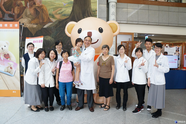大林慈濟推廣器官捐贈 54人熱情響應簽署同意書