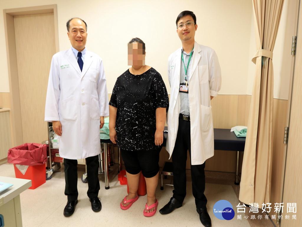百斤廚娘久站膝蓋痛 胃縮小手術配合飲食月甩15公斤