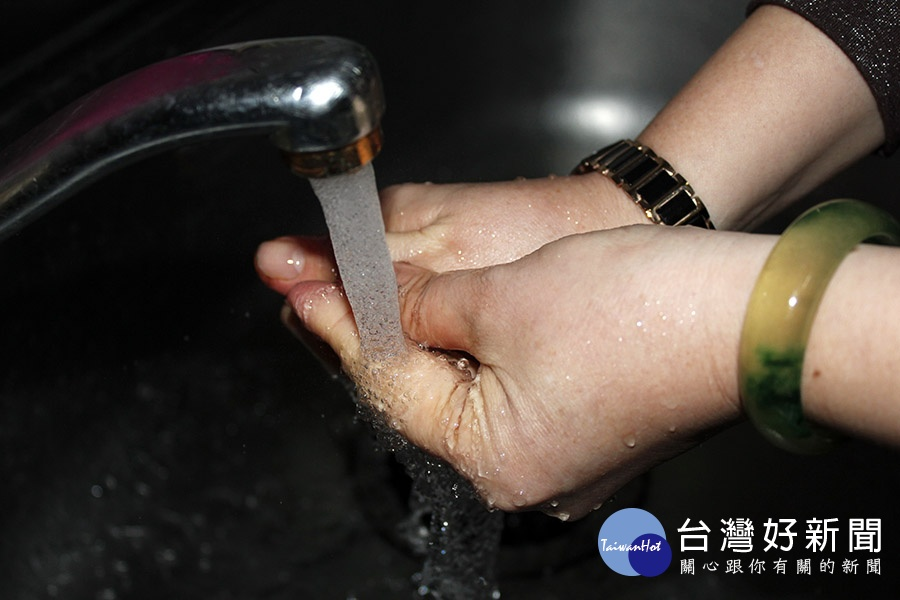 流感來襲 肥皂勤洗手保健康