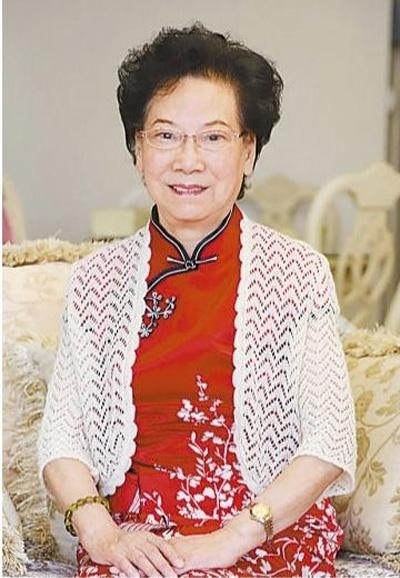 """鄒燕勤86歲還堅持出診――""""因為病人和學生需要我"""""""