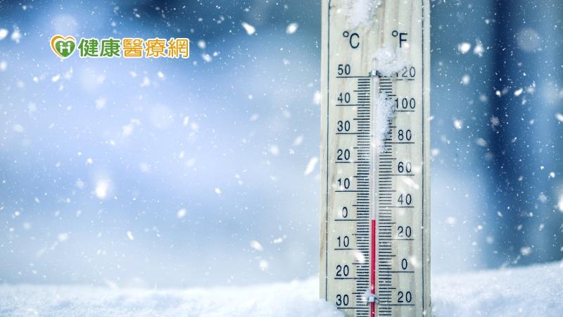 寒潮爆發氣溫急凍! 注意護心,保暖禦寒不可少!
