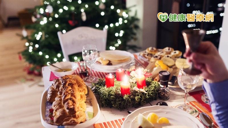 大啖聖誕大餐 小心飽和脂肪攝取量