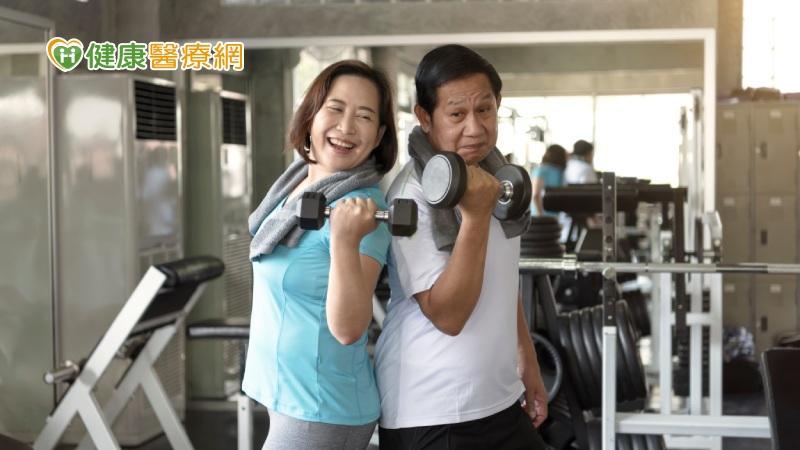 研究證實 老年人也能練得跟年輕人一樣健康