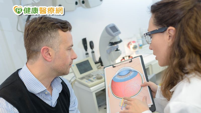 得了青光眼就只能等失明? 眼科醫師告訴你真相是…_花賜康