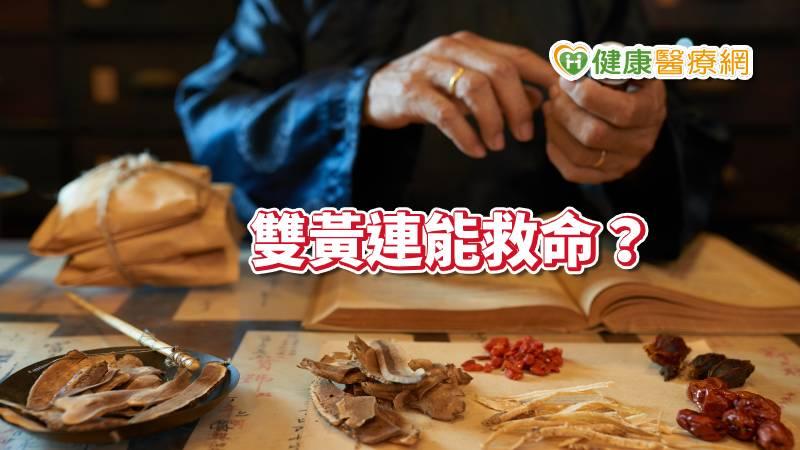 網傳「雙黃連」治肺炎? 中醫告訴你真相_台北中醫減重