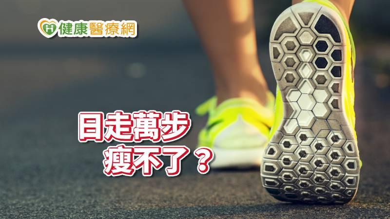 日走萬步一定瘦? 先練肌肉效果更加乘_總咖啡酸衍生物
