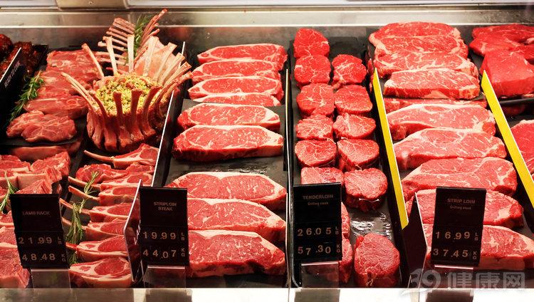 紅肉和白肉只是顏色區別?有心血管病,少吃這種肉