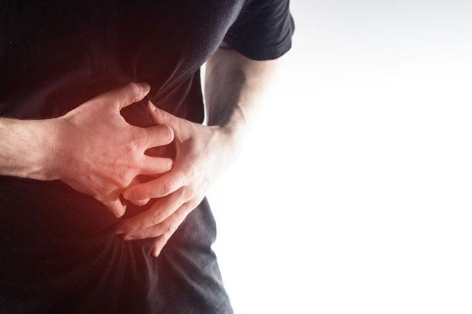 右上腹部痛一周,竟然查出肝血管瘤