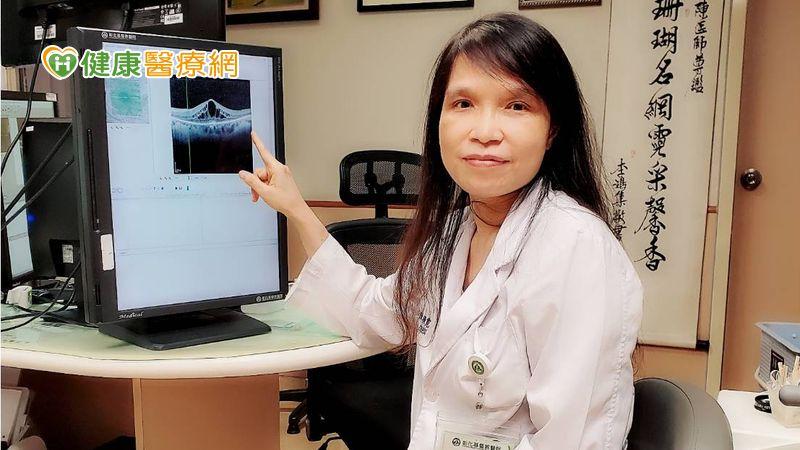 主婦頻追劇導致視力衰退 竟是糖尿病惹的禍!_隱適美