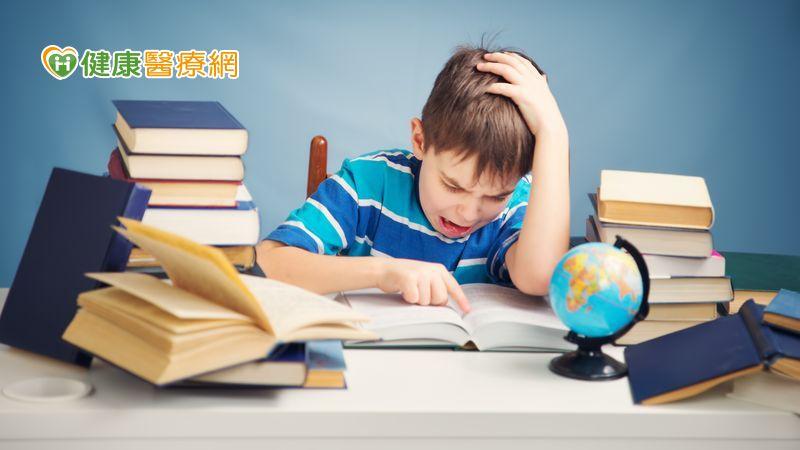 小朋友學習不專心 原來是眼睛功能出現問題_兒童保健食品