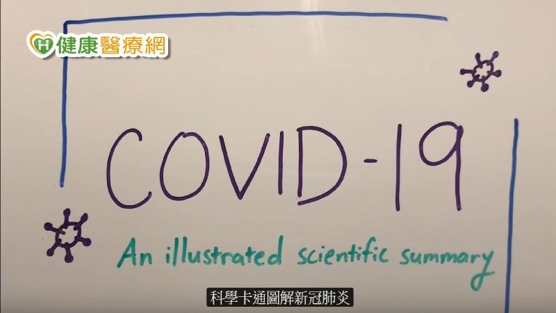 中研院推卡通防疫影片 娓娓道出病毒史詩_多囊性卵巢症候群