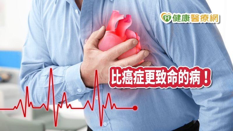 比癌症更致命的心臟衰竭! 九旬老翁這樣做保命_桃園中醫